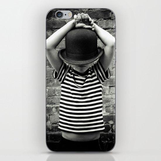 Juvenile Jazz 2 iPhone Skin