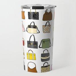Fashion Lover -BAGS Travel Mug