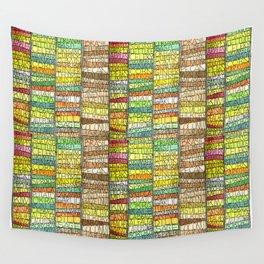 Fruit & Veg Wall Tapestry