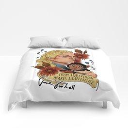 Jane Goodall Comforters
