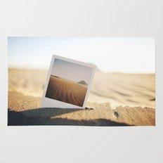 Morro Bay Polaroid Rug