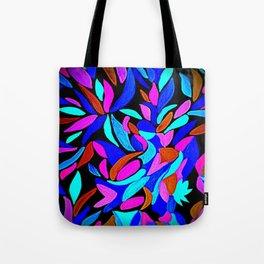 Happy Leaves Tote Bag