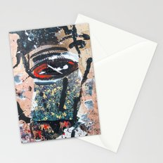 Deer Abductor  Stationery Cards