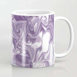 Lilac Crystal Coffee Mug