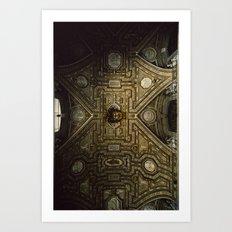 Vatican VII Art Print