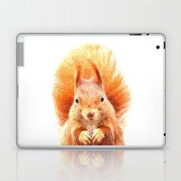 Squirrel Portrait Laptop & iPad Skin