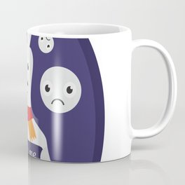 Rabbit give me carrot  #society6 #printart #decor #buyart Coffee Mug