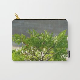 Thuja occidentalis Carry-All Pouch