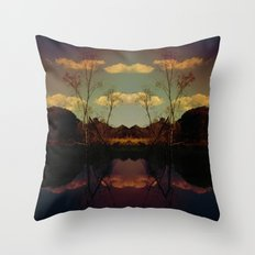 The Way In Throw Pillow