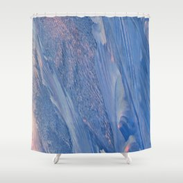 New Ice Light Shower Curtain