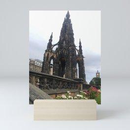 Scott Monument, Edinburgh Mini Art Print