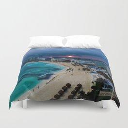 Cancún, Mexico Duvet Cover