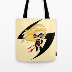 Chibi Ms. Marvel Tote Bag