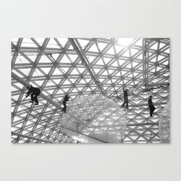 """Under the Dome"" Canvas Print"