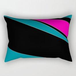 Combined geometric pattern 1 Rectangular Pillow