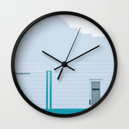 Marfa Minimalism I Wall Clock