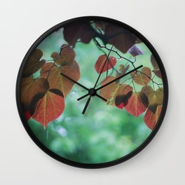 Love, Misted Wall Clock