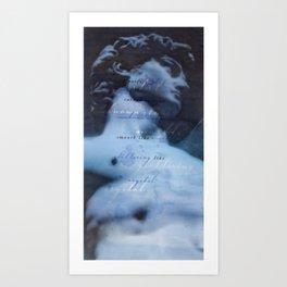Edward 2 Art Print