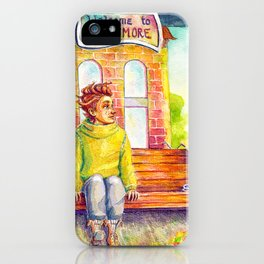 Kidd of Dawnmore iPhone Case