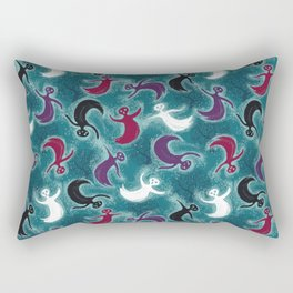 Ghost Dance Rectangular Pillow