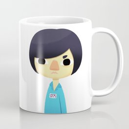 Prisoner 0775 Coffee Mug