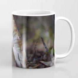 Toppled Shroom Coffee Mug