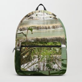 Zen Waterfalls Harmony #2 Backpack