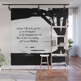 Great is Your Faithfulness Wall Mural