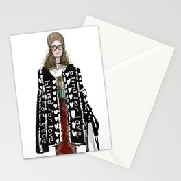 blind for love Stationery Cards
