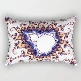 Mandelbrot Hybrid Rectangular Pillow