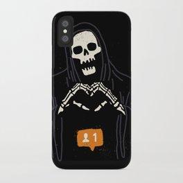 New Follower iPhone Case