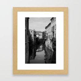 Mantova Framed Art Print