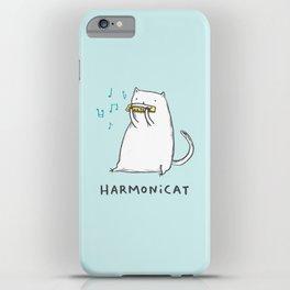 Harmonicat iPhone Case
