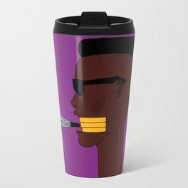 Voici ma voix, Mon arme de choix / This is my voice, my weapon of choice ; Couleur Travel Mug