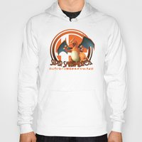 charizard Hoodies featuring Charizard - Super Smash Bros. by Donkey Inferno