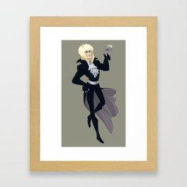 The Goblin King Framed Art Print
