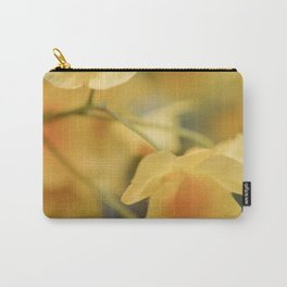 Happy Yellow Carry-All Pouch