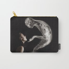 Smoke Monster Carry-All Pouch