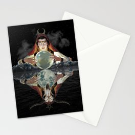 As Above So Below Stationery Cards