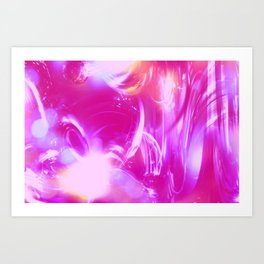 Love & Magic Art Print
