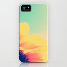 FLOWER 031 iPhone Case