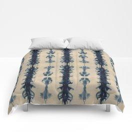 Shibori Flowers Comforters