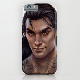 Cassian iPhone Case