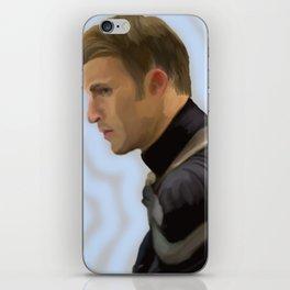 Chris Evans iPhone Skin