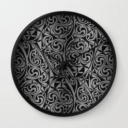 Celtic Warlord titanium Wall Clock