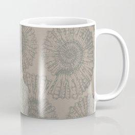 ammonite I pattern Coffee Mug