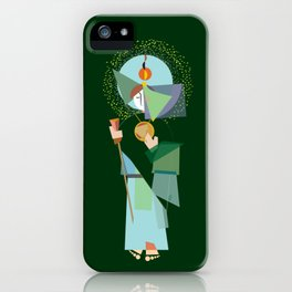 St. Jude Geo-Green iPhone Case