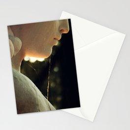 Webbed Angel Stationery Cards