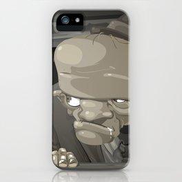 Mr. Sampaio iPhone Case