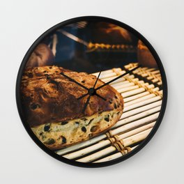 French Bread Wall Clock